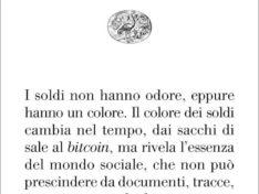 Maurizio Ferraris: Il denaro ed i suoi inganni