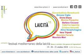 Le tre giornate centrali del Festival mediterraneo della laicità